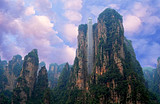 郑州到张家界凤凰古城旅游团_河南中青国际旅行社