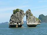 郑州到南宁、北海、越南(凭祥、下龙、河内)双卧七日游