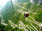 郑州到湖南张家界、天子山、黄龙洞空调五日常规游