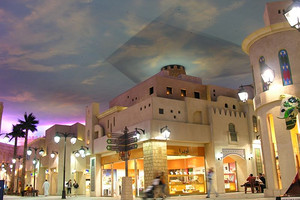 郑州到迪拜五天豪华品质游