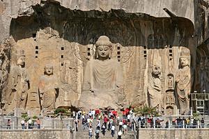 郑州到少林寺、龙门石窟一日游