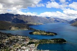 新西兰南北岛8天魔戒观星之旅(香港往返)