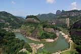 春节-武夷山(天游、九曲溪、虎啸岩一线天)高铁三日游
