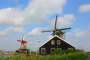 """花漾西欧""""荷""""你在一起~荷兰一地精彩8日游(厦门往返KL)"""