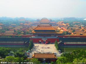 北京故宫 天坛 长城
