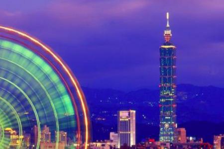 花开春季 台湾环岛8日游 经济品质游 北京直飞