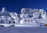 2020寒假吉林长白山、镜泊湖中国雪乡、亚布力哈尔滨双动六日