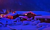 【冰雪城堡】哈尔滨+亚布力+雪乡+镜泊湖 一价全含双动6日
