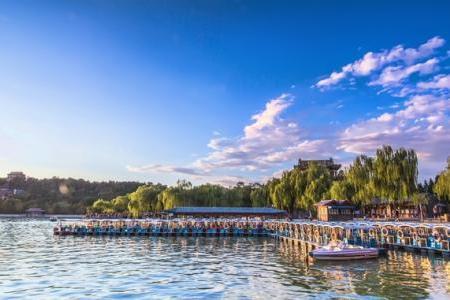 颐和园+天坛私人定制一日游  轻松小包团游北京