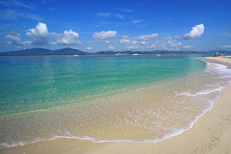 【蜈悠假期】三亚蜈支洲岛、天堂森林公园、玻璃栈道双飞五日游