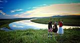 暑期内蒙双卧亲子夏令营5日游DIY蒙古文沙雕沙画赠亲子T恤