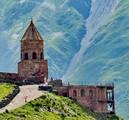 高加索3国阿塞拜疆格鲁吉亚、亚美尼亚+乌兹别克撒马尔罕14天