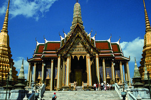 泰美味|泰国曼谷芭提雅双飞六日游,龙岩出发!