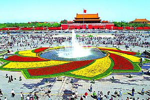龙岩自组|天津北京双飞纯玩6日游