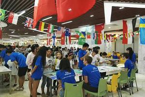 建发自组|游学|三十国学生国际文化交流夏令营
