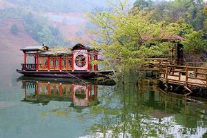 九鹏溪风景区