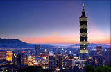 6-7月直航往返寶島臺灣六日游