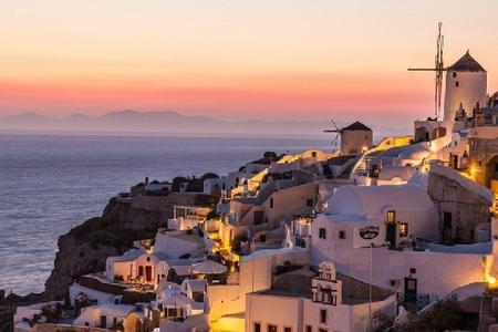 希腊一地(圣岛+德尔菲+卡拉巴卡)10天