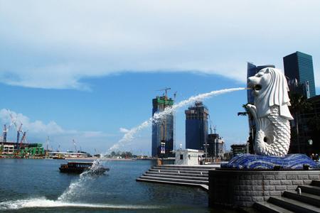 新加坡,马来西亚五天风光之旅