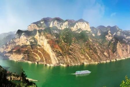 长江三峡(顺水)4日