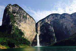恩施大峡谷(过夜)、美丽清江、壮观土司城、女儿城五日游