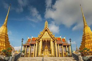 曼谷-丹嫩沙朵水上市场-芭提雅风情6日之旅