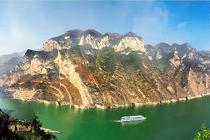 長江三峽(上水)全景5日