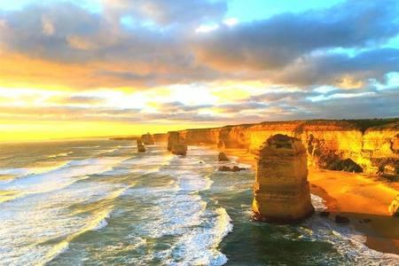 7-8月玩转澳洲大洋路精彩9天