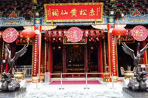 进香 港4日游