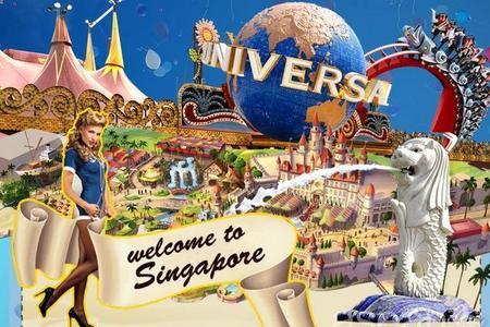7-8月新加坡亲子纯玩5日半自由行