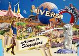7-8月新加坡親子純玩5日半自由行