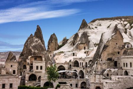 7-8月土耳其藍色夢想之旅12天(廈門往返)