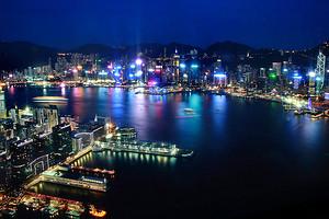 7-8月妙趣*香港 香港一地双高纯玩三日游