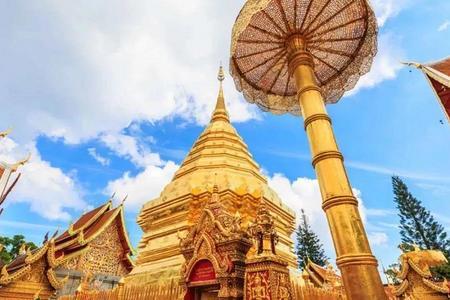 【兰纳风情】清迈+清莱双城6天5晚泰国之旅