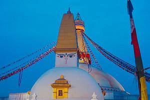 8-9月尼泊爾 7天6晚深度全景游