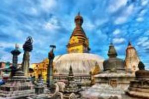 暑期尼泊尔纯净天堂8晚9天