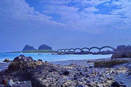 10.1宝岛台湾东岸赏鲸六日游(高进北出)