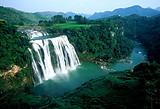 青岛到贵州旅游 _黄果树、天河潭+青岩古镇+湿地公园双飞5天