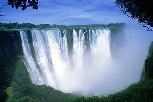 到非洲旅游_津巴布韦、赞比亚两国9日休闲游_维多利亚瀑布探险