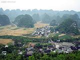 暑假青岛到贵州旅游 黄果树瀑布 天河潭 青岩双飞四晚五天游