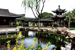 清明去扬州旅游_青岛去扬州何园 南京中山陵 雨花台三日游纯玩