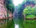 去郭亮村旅游哪好_ 万仙山、拍摄地郭亮村四日游_奇绝水景