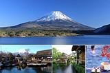 青岛飞日本旅游_日本本州全景超值6日游_感受日式生活