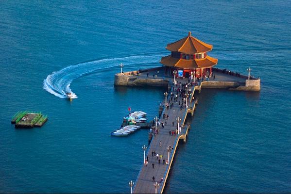 青岛旅游提示卡来了 一卡在手玩遍青岛