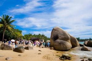 最新海南旅游推荐--青岛到海口魅力海洋双飞六日游