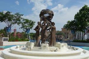 寒假带孩子去哪玩  青岛到新加坡双飞六日游