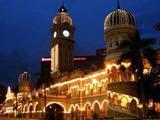 寒假热点旅游城市排名  青岛到新加坡 马来西亚双飞六日游
