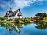 泰国旅游攻略  青岛到泰国曼谷芭提雅双飞六日游