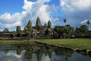 越南柬埔寨连线  青岛到越南柬埔寨双飞日游