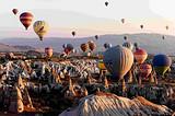 2020春节团期 土耳其11日游 体验洞穴棉花堡 青岛起止